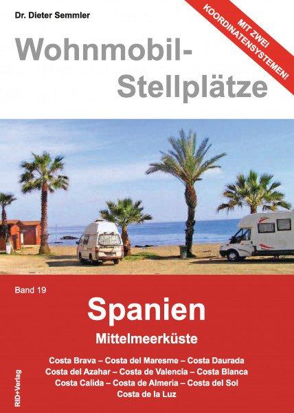 Wohnmobil-Stellplätze (Nr. 19) Spanien