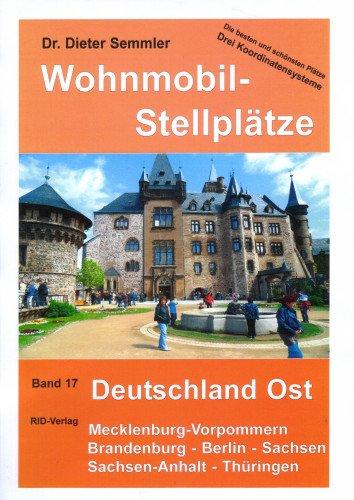 Wohnmobil-Stellplätze (Nr. 17) Deutschland Ost