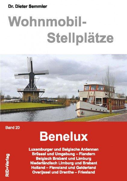 Wohnmobil-Stellplätze (Nr. 20) Benelux
