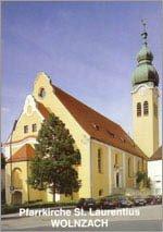 Pfarrkirche St. Laurentius, Wolnzach