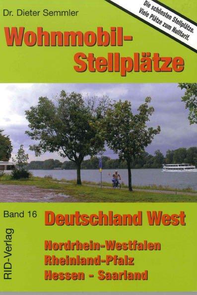 Wohnmobil-Stellplätze (Nr. 16) Deutschland West