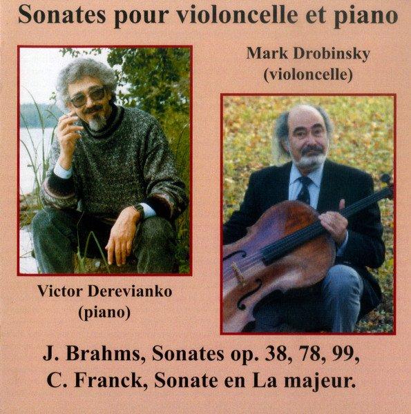Sonates pour violoncello et piano
