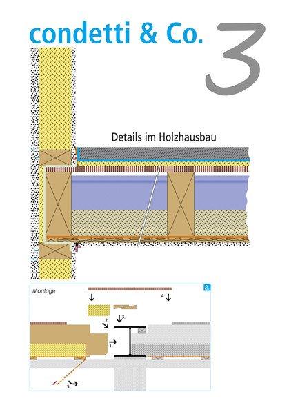 Condetti & Co. 3 - Details im Holzhausbau