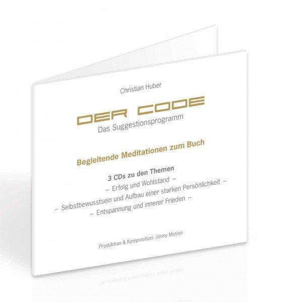 Der Code - Das Suggestionsprogramm: Die Meditationen zum Buch
