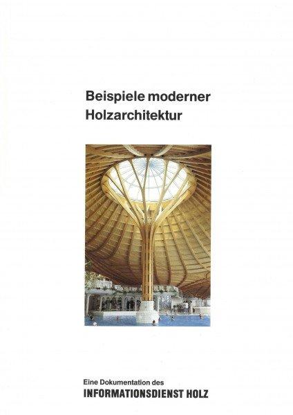 Beispiele moderner Holzarchitektur