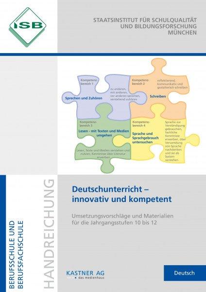 Handreichung - Deutschunterricht - innovativ und kompetent