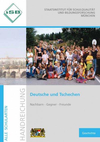 Handreichung - Deutsche und Tschechen