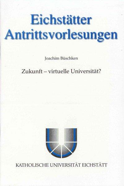 Band 102 - Peter Glotz - Zukunft - virtuelle Universität ?