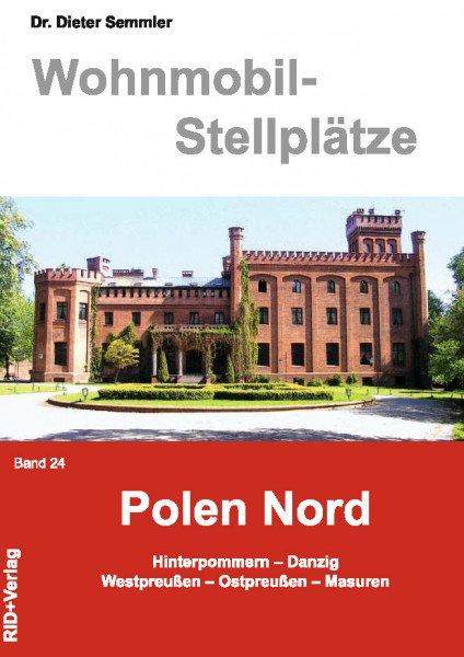 Wohnmobil-Stellplätze (Nr. 24) Polen Nord