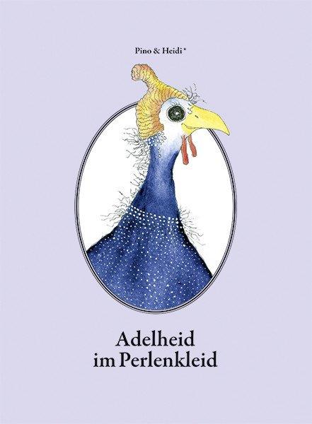 Adelheid im Perlenkleid