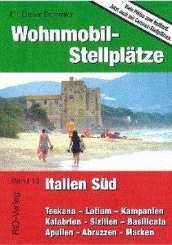 Wohnmobil-Stellplätze (Nr. 13) Italien Süd